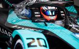 87 Jaguar Racing Formula e interview 2021 close up
