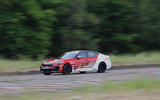 99 Kia Stinger GT420 racer - track side