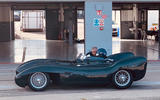My life in 12 cars - Mike Flewitt - Lotus IX in pit lane