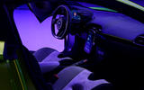 87 McLaren Artura 2021 Autocar images cabin