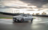 Mercedes-AMG A45 S 2019 official reveal - track side
