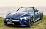 87 Mercedes AMG SL 2022 Autocar render
