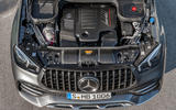 Mercedes-AMG GLE 53 official press reveal - engine