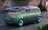 2020 Mini Urbanaut concept - window open front