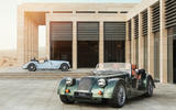 Morgan Plus Six 2019 official press images - lifestyle 1