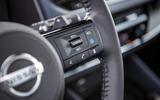 87 Nissan Qashqai 2021 official reveal steering wheel controls