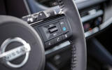 87 Nissan Qashqai 2021 official reveal steering wheel controls