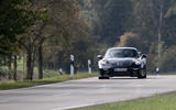 Porsche 911 GT3 2021 passenger ride - on the road front