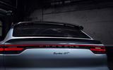 87 Porsche Cayenne GT 2021 official reveal rear lights