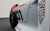 87 Porsche Mission R concept feature decals