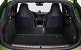 87 Porsche Taycan Cross Turismo official images boot seats down