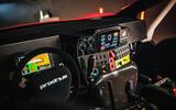 Prodrive BRX T1 in the desert - studio interior