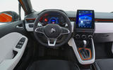 Renault Clio 2019 Autocar studio static - dashboard