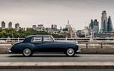 Rolls Royce by Lunaz official images - London