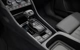 87 Skoda Kodiaq MY2021 facelift official images gearstick