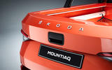 Skoda Mountiaq concept first drive review - tailgate