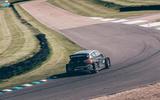 87 STARD ERX rallycross fiesta drive 2021 track rear