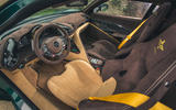 87 Touring Arese RH 95 2021 drive dashboard