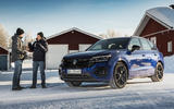 Volkswagen Touareg R 2020 official reveal images - interview
