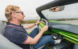 Volkswagen ID Buggy concept first drive - Greg Kable driving