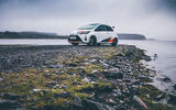 2019 Wales Rally GB preview in a Yaris GRMN - static