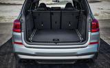 BMW X3M official press - boot