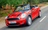 Used vs PCP: everyday drop-tops - Mini Cooper S Convertible