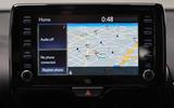 Toyota Yaris 2019 official studio - navigation