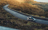 Audi S3 2020 prototype drive - on the road mountains
