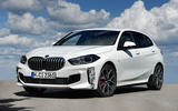 BMW 1 Series 128ti prototype 2020 first drive review - static