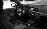 BMW 1 Series 2019 official reveal - cabin
