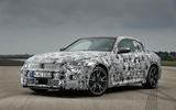 88 BMW 2 Series Coupe M240i 2022 proto drive static front