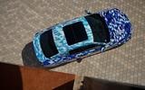 BMW 2 Series Gran Coupé prototype drive - aerial view