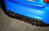 BMW CS 2020 official press images - exhausts