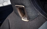 BMW iNext official images - seat details