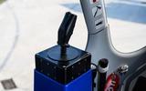 Autocar Christmas Road Test 2020: the Goodyear Blimp - joystick