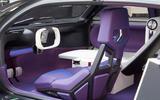 Citroen 19_19 concept official reveal - front seat frame