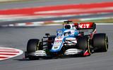 Claire Williams exclusive Autocar interview - Williams F1 Latifi driving