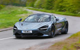 88 fastest cars tested by Autocar McLaren 720S