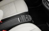 Fiat 500 electric 2020 official press images - centre console