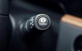 Honda e 2019 prototype drive - camera controls