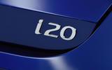Hyundai i20 2020 studio images - rear model designation