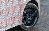 88 Hyundai Kona N prototype drive camo wheels