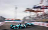 88 Jaguar Racing Formula e interview 2021 NYC track