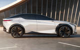 88 Lexus LF Z concept official images static side