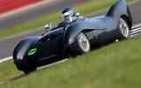 My life in 12 cars - Mike Flewitt - Lotus IX on track