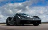88 Lotus Evija 2021 track drive tracking low