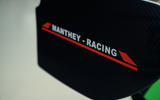 Visiting Manthey racing - GT3 RS MR spoiler