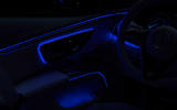 88 Mercedes Benz EQS interior official ambient lighting
