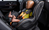 Mercedes-Benz ESF 2019 concept - official press images - childseat